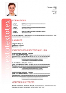exemples-cv-free