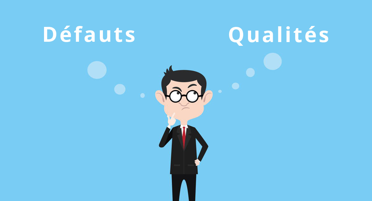 défaut et qualité entretien d'embauche