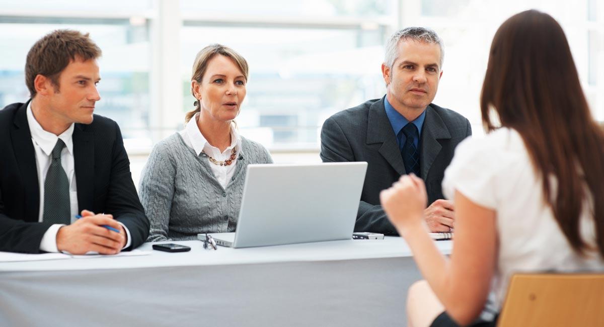 question entretien d'embauche