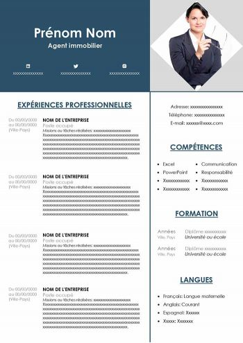 exemple-cv-agent-immobilier