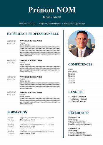 modele-cv-juriste-avocat-gratuit
