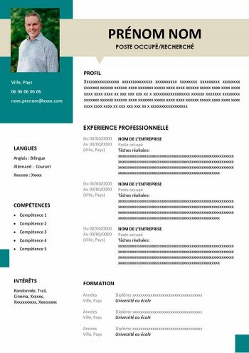 cv-agriculture-exemple