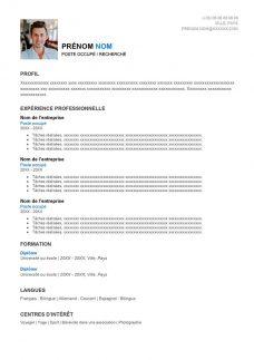 modele-cv-google-docs-gratuit