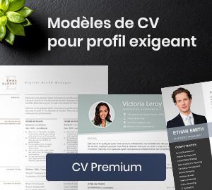 modeles de cv payant premium
