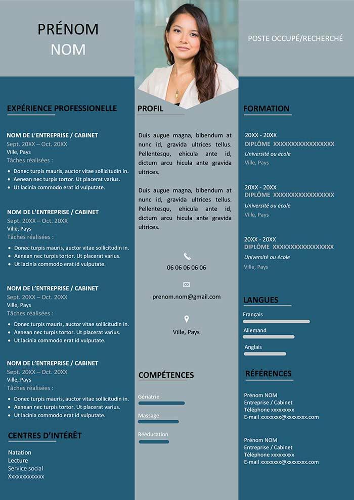 modele-cv-kinesitherapeute