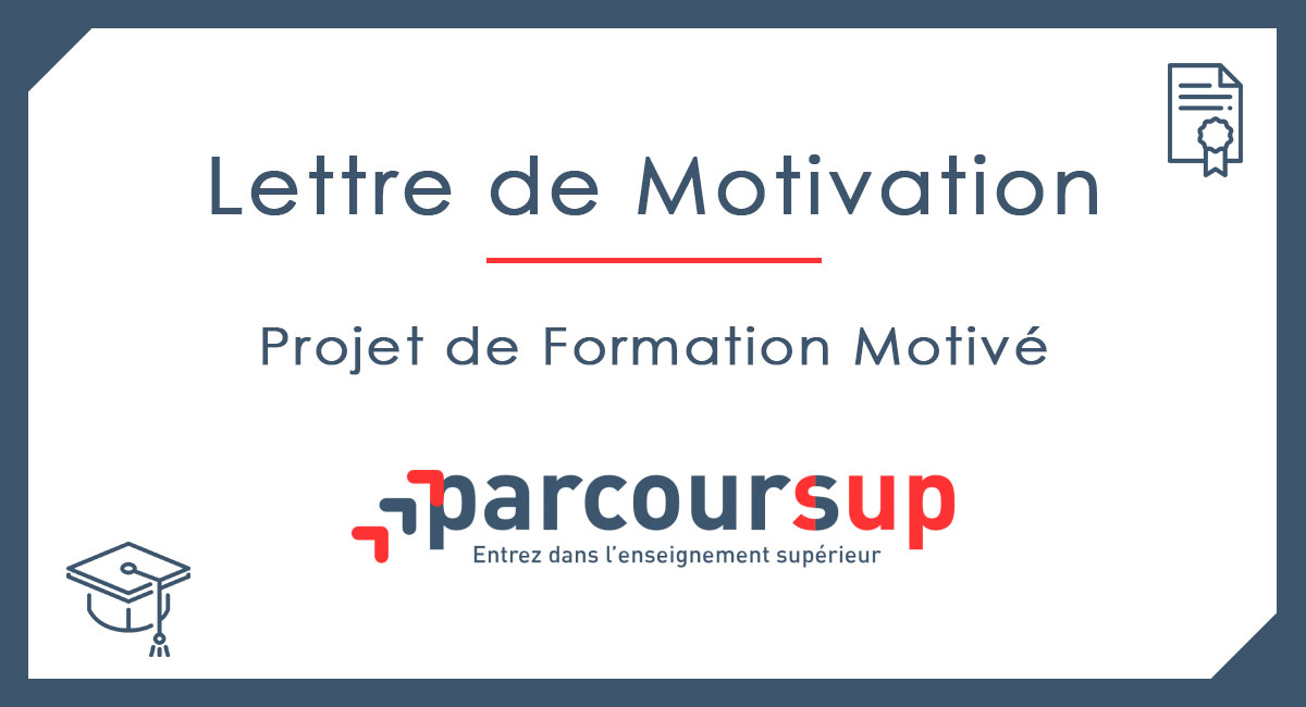 Exemple De Lettre De Motivation Parcoursup à Télécharger